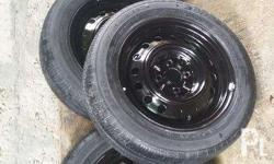 Baga pa ang ligid then the rims is original paint See