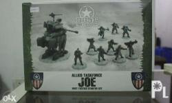 Table top gaming set during WWII also good for