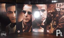 The God Father DVD Collection for only 500 sale