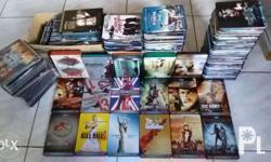 Selling my whole collection of dvd movies, all good