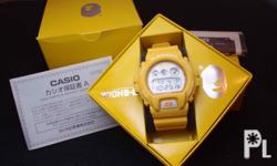DW-6900 LIMITED EDITION BATHING APE JUST CONTACT US AT