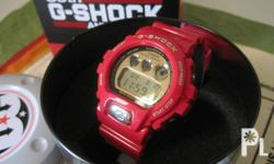 Dw-6930 30th limited edition iron man FOR MORE INFO