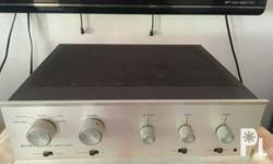 Dynaco SCA-35 tube integrated amplifier In very good