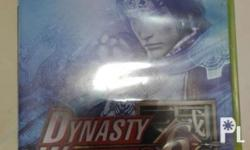 Dynasty Warriors 6 US Region Compatible only. Second