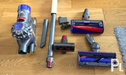 Dyson V 7 Animal Wireless Vacuum Direct Drive Cleaner