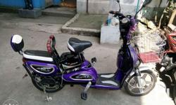 Acing, ROMAL, e bike for sale for only 16k negotiable..