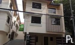 3 bedroom Townhouse for Sale in Quezon City East