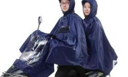 Dual Raincoat For motor or Ebike For sure buyers only!