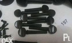 High Quality Ebony Peg Set French Style Made in USA Php