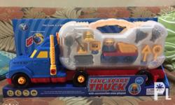 In good condition Presentable Toy has truck sound Truck