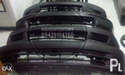 Bnew bumpers Made in thailand and taiwan Wazemap house