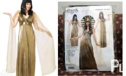 EMPRESS OF THE NILE ADULT COSTUME -Egyptian Costume by