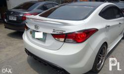Elantra 2012 Automatic First Owned For faster