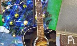 Pre-loved oscar schmidt electri acoustic guitar by