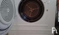 slightly use, in a very good condition whirpool dryer
