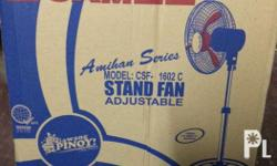 "CAMEL 16"" Adjustable Stand Fan Amihan Series Model:"