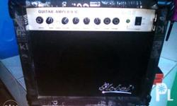 Electric guitar amplifier and effects for sale