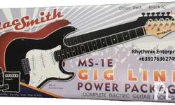 Electric Guitar Package - Macsmith Brand New On Sale