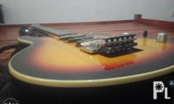 Electric Guitar (Peavey HP Special-Floyd Rose) Oro