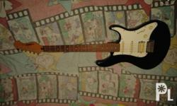 Yamaha EG112 electric guitar Made in Indonesia Japan