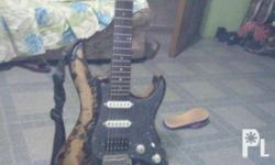 Selling my Beloved Relicized Guitar Yamaha EG 112C