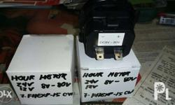 Dc hour meter For any equipments used for rental