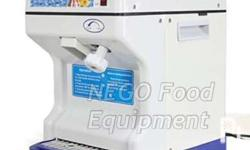 Snow Ice Making Machine/ Automatic Ice Crusher Shaver