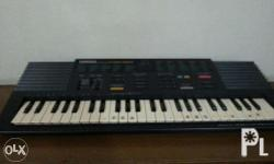 YamahaPortasound. Model PSS-280. Good condition, all