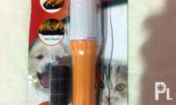 Electric Pet Nail Trimmer with batteries Bought at