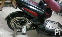 For sale Racal electric scooter Rush Rush 11k No issue