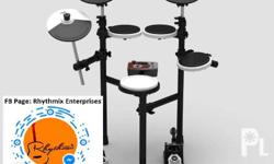 Brand New Electronic Drumsets For Sale FB Page Rhythmix