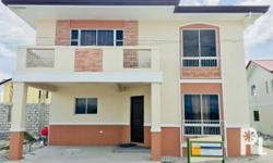 3 bedroom House and Lot for Sale in Bacolor Myrtle