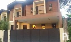 ELEGANT HOUSE AND LOT FOR SALE IN BF HOMES PARANAQUE At