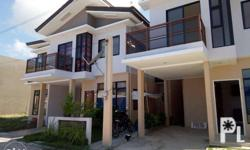 Few units Left. 2-Storey, Single Detached Lot Area :80