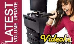Videoke Express can be used not only as a videoke