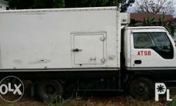 4be41ad9757a9f Elf freezer van aluminum close van canter fb truck for Sale in ...