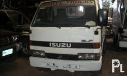 Deskripsiyon Elf Isuzu *10FT JAPAN DROPSIDE BODY *4BE1