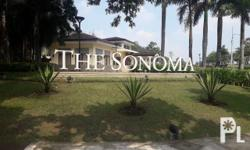 THE SONOMA Located In front of Vista Mall, beside
