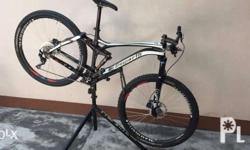 Ellsworth evolve carbon 29er Medium size frame Xt