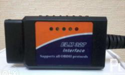 elm327 usb obd2 scantool Brand new with 6 months