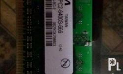 Elpidia 1gb 2Rx16 PC2-6400S-666 Made in Taiwan Upgrade