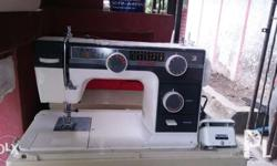 Hi I'm selling my Embroidery machine made in Japan