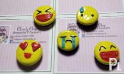 ref magnets made out of polymer clay. we accept orders