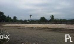 For Lease Empty Space Total lot area: 4,000 sq.m. Gated