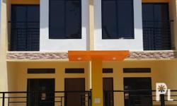 2 bedroom Townhouse for Sale in Muntinlupa City