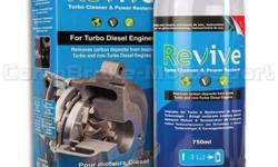 Cleans your Gasoline And Turbo Diesel Engines Turbo or