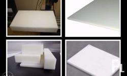 Engineering Plastic (Delrin) Color: White Size: 30 x