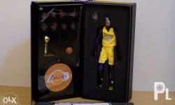 Enterbay Kobe Bryant V2 Removed from box a couple of