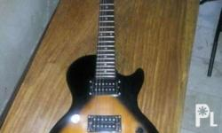 Epiphone Les Paul Special II electric guitar. Comes
