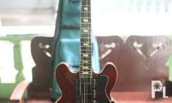 Epiphone Riviera - Made in Korea 1 1/2 year owned.